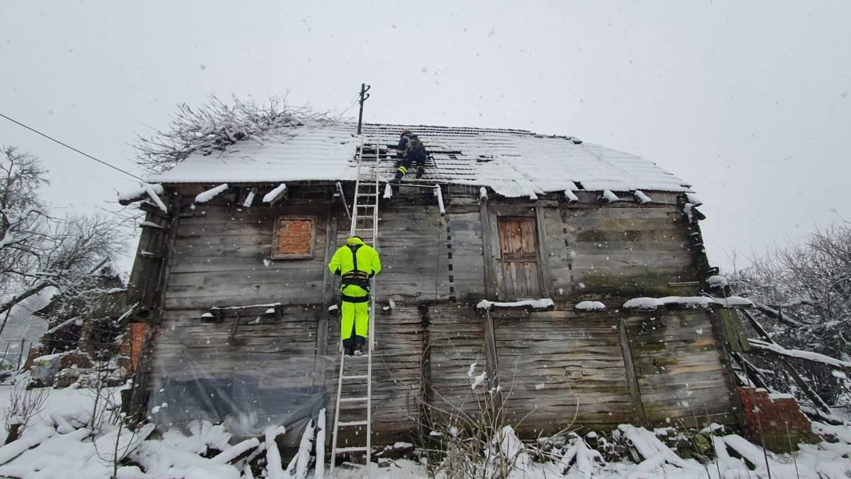 Vatrogasci jučer odradili 165 intervencija u Sisačko-moslavačkoj županiji