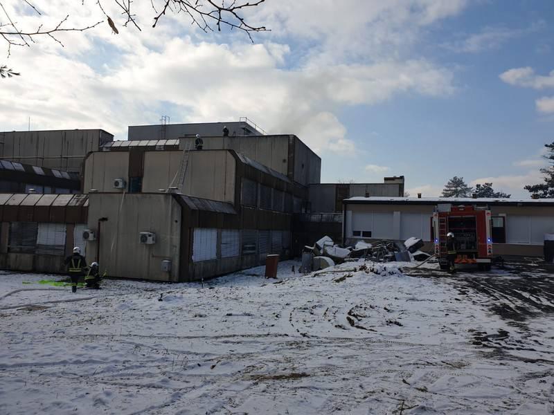 Požar na bolnici, što se dogodilo? Imamo izjavu ravnatelja