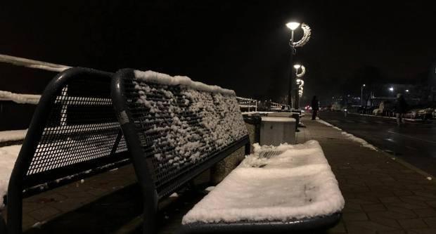 Danas pretežno oblačno moguć slab snijeg