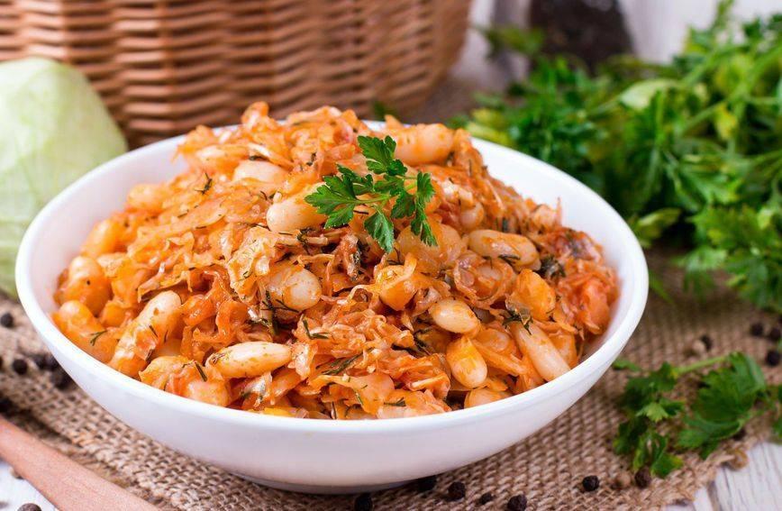 Grah s kiselim kupusom: Dodatak koji će klasično jelo učiniti još finijim
