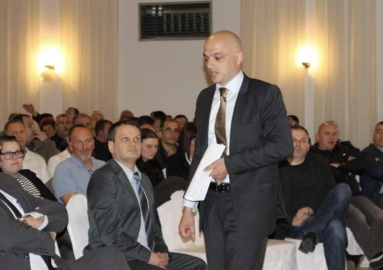 Plenković: Raspuštamo gradski odbor HDZ-a Požega