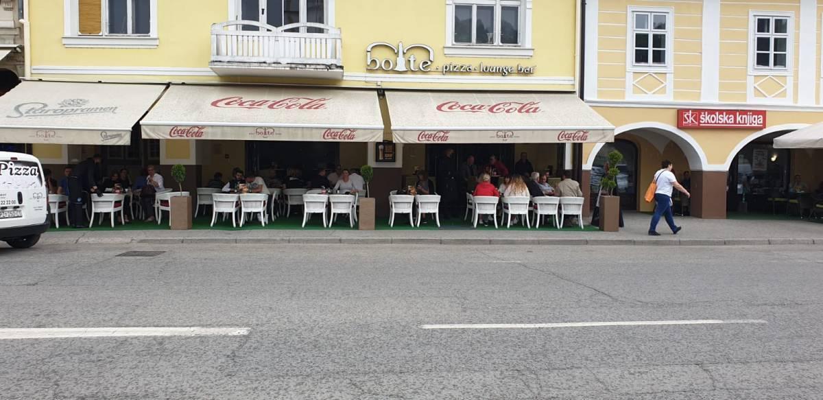Popuštanje mjera u Hrvatskoj: Prvo otvaranje restorana, a zatim kafića?
