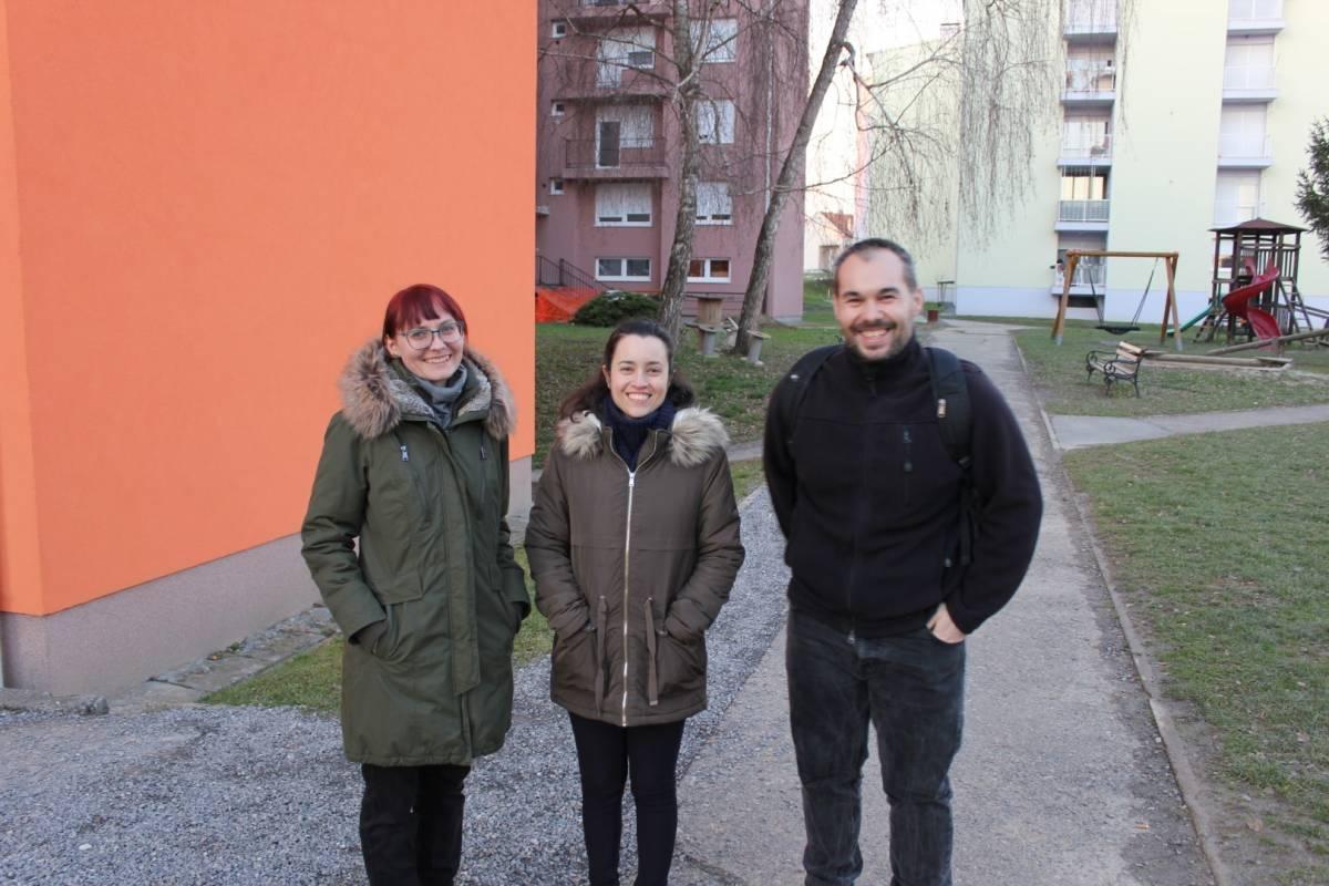 Volonterke Valentyna i Erika na godinu dana postaju novi stanovnici naše županije