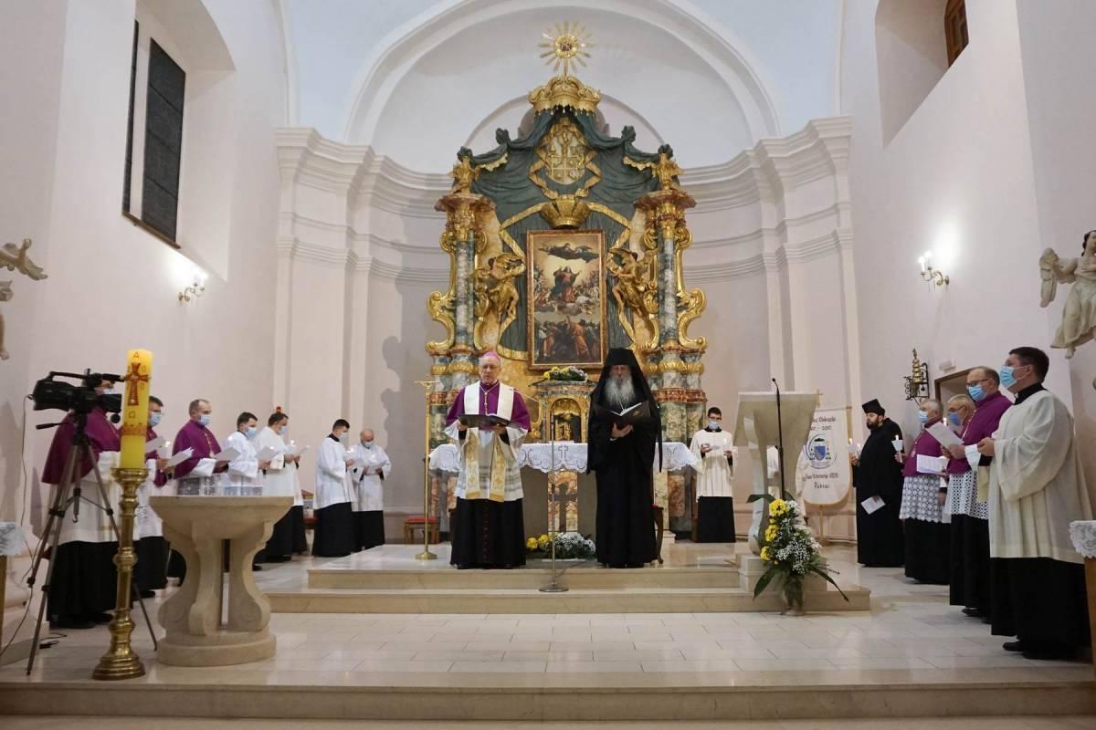 Središnje ekumensko molitveno slavlje Požeške biskupije u Pakracu