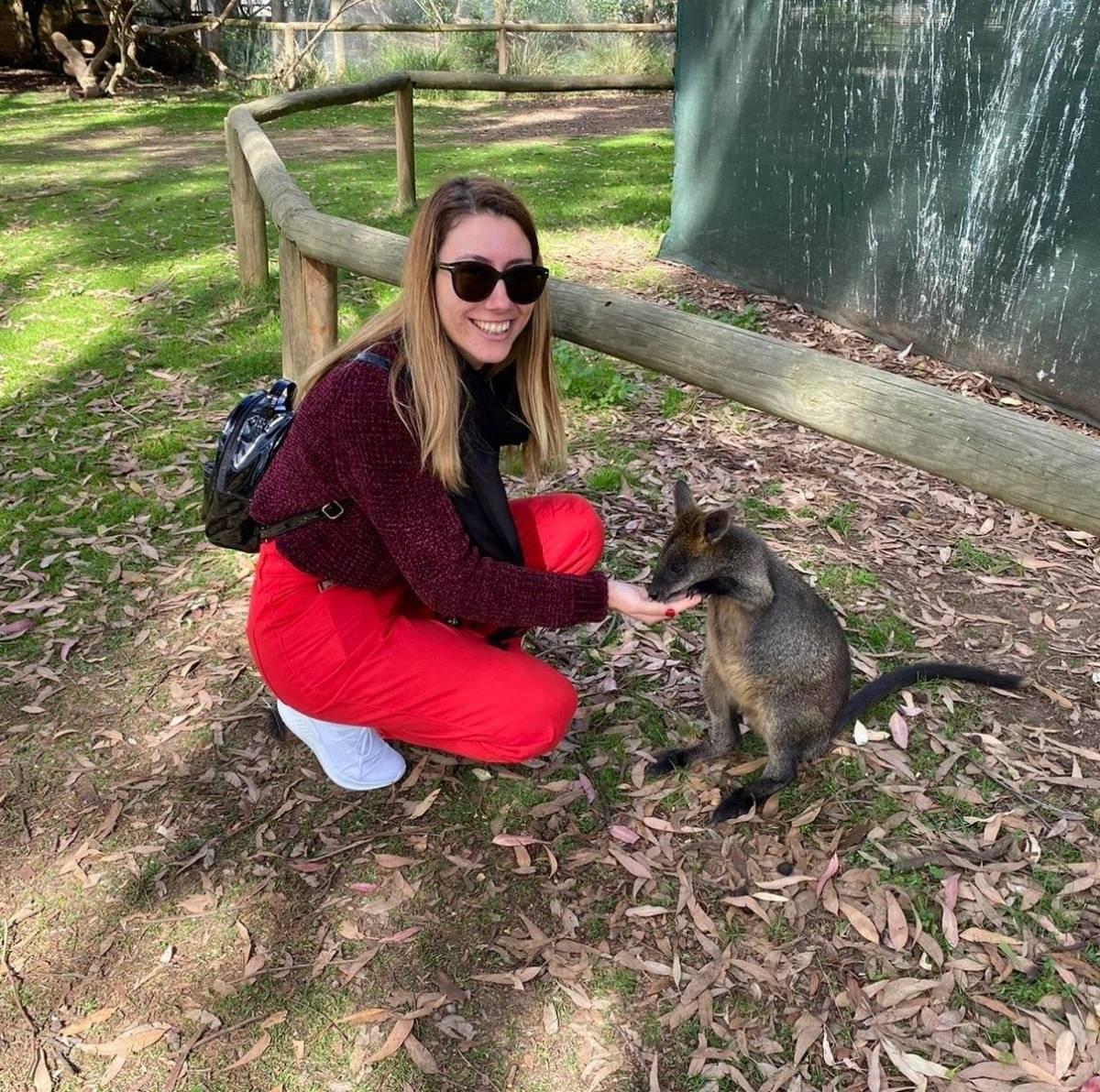Požeška nastavnica u australskoj avanturi života