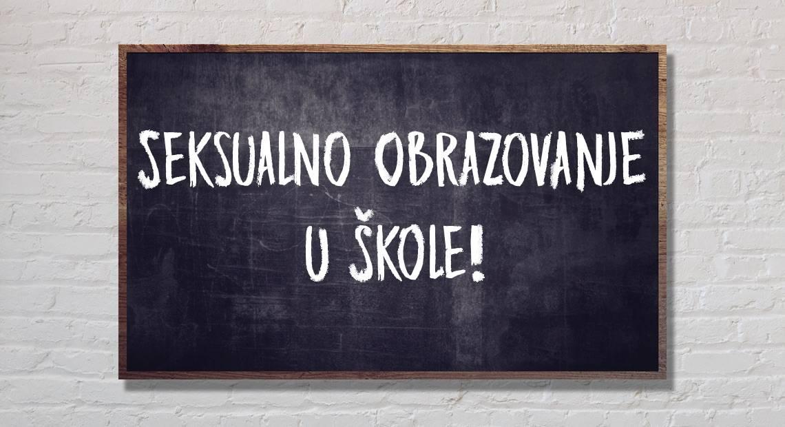 Već 10 tisuća građana potpisalo Peticiju  za uvođenje seksualnog obrazovanja u škole!