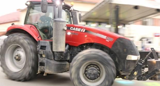 Prometna nesreća s pijanim vozačem traktora