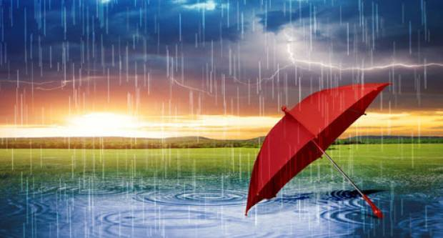 Danas oblačno i kiša