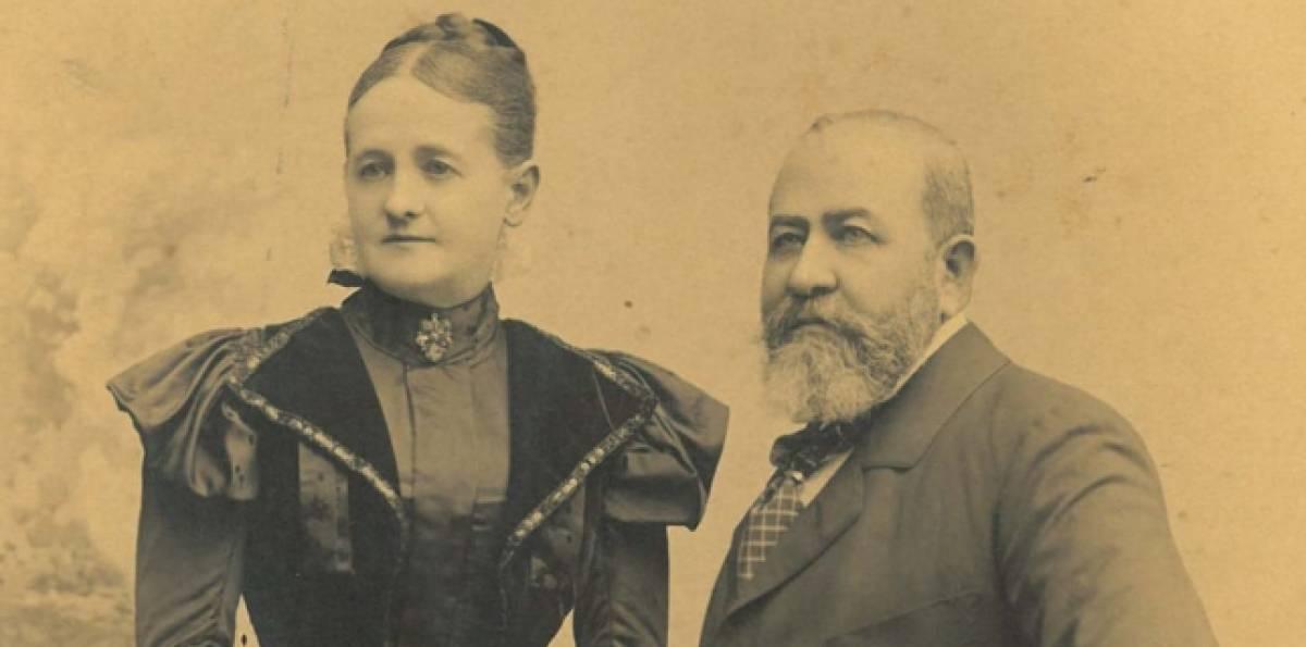 MJESEC LJUBAVI: Sjećanje na požeške parove- Hermina i Josip E. Tomić
