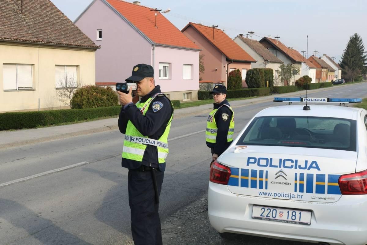 BEZ IZNIMKE: Policija i ovog vikenda provodi pojačane mjere u prometu