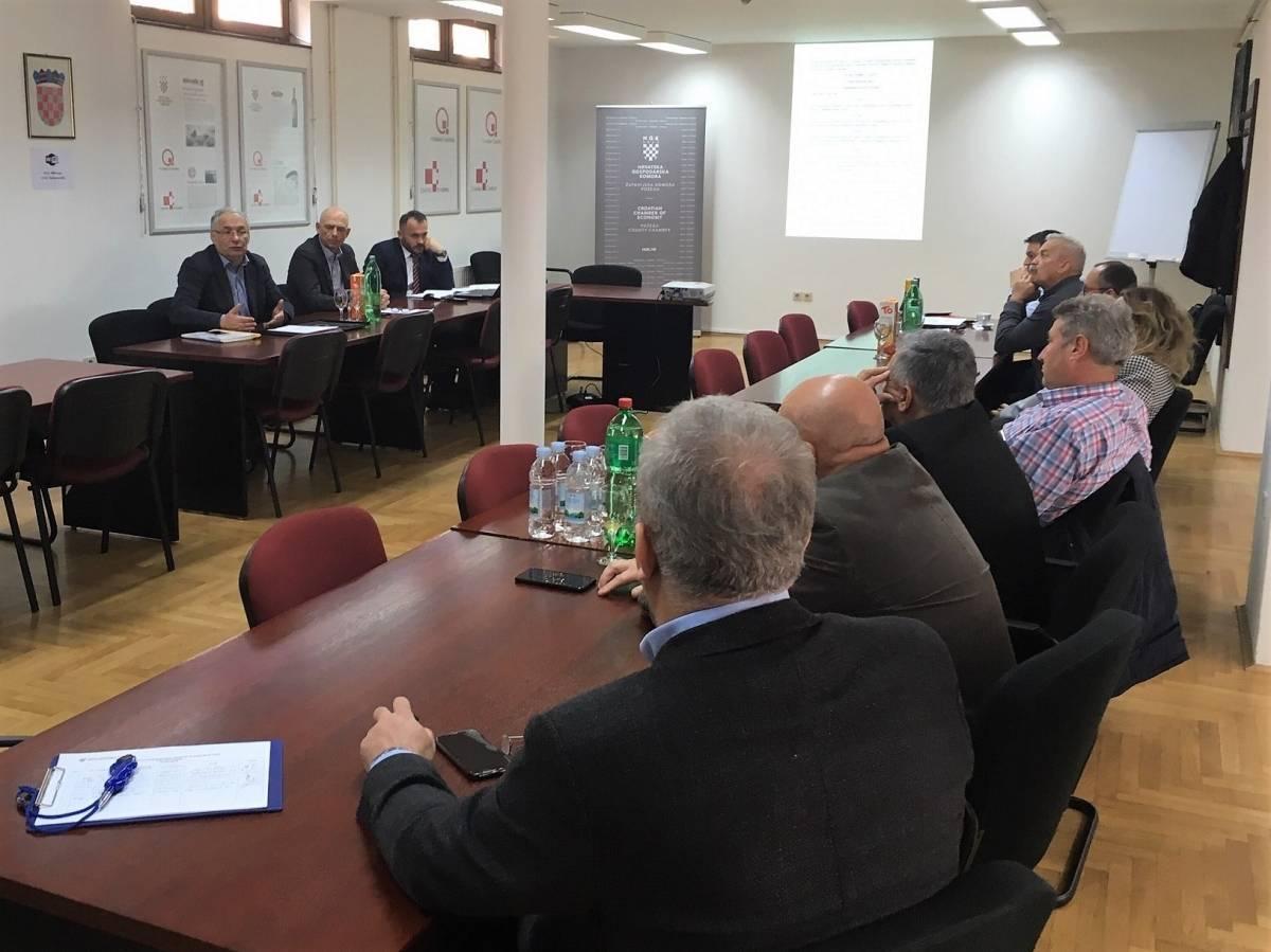 HGK: Tko su članovi Županijske komore Požega?