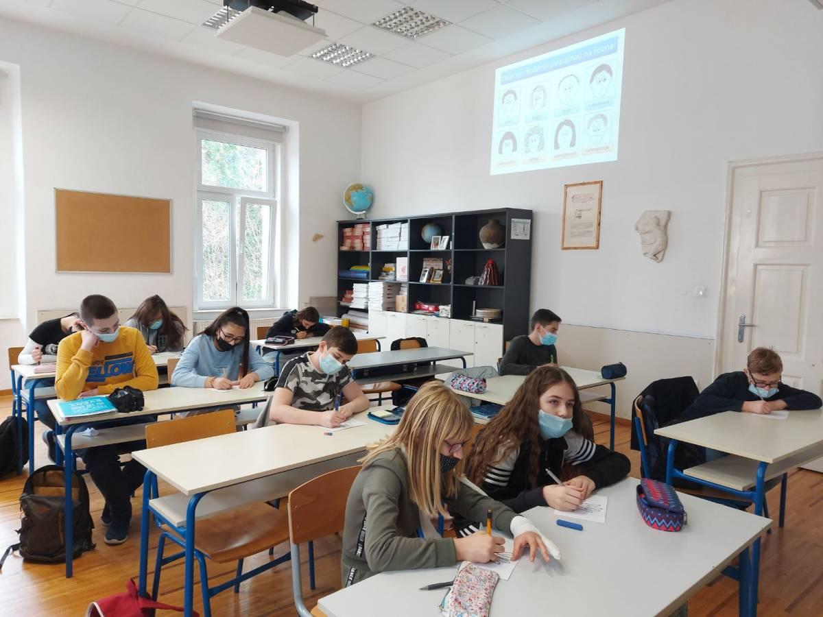 Katolička osnovna škola Požega obilježila Tjedan psihologije