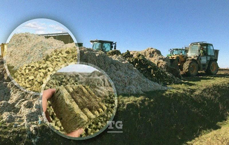 Dan prije inspekcije tvrtka Osatina raspršila plastični otpad i staklenu vunu po oranicama u Slavoniji