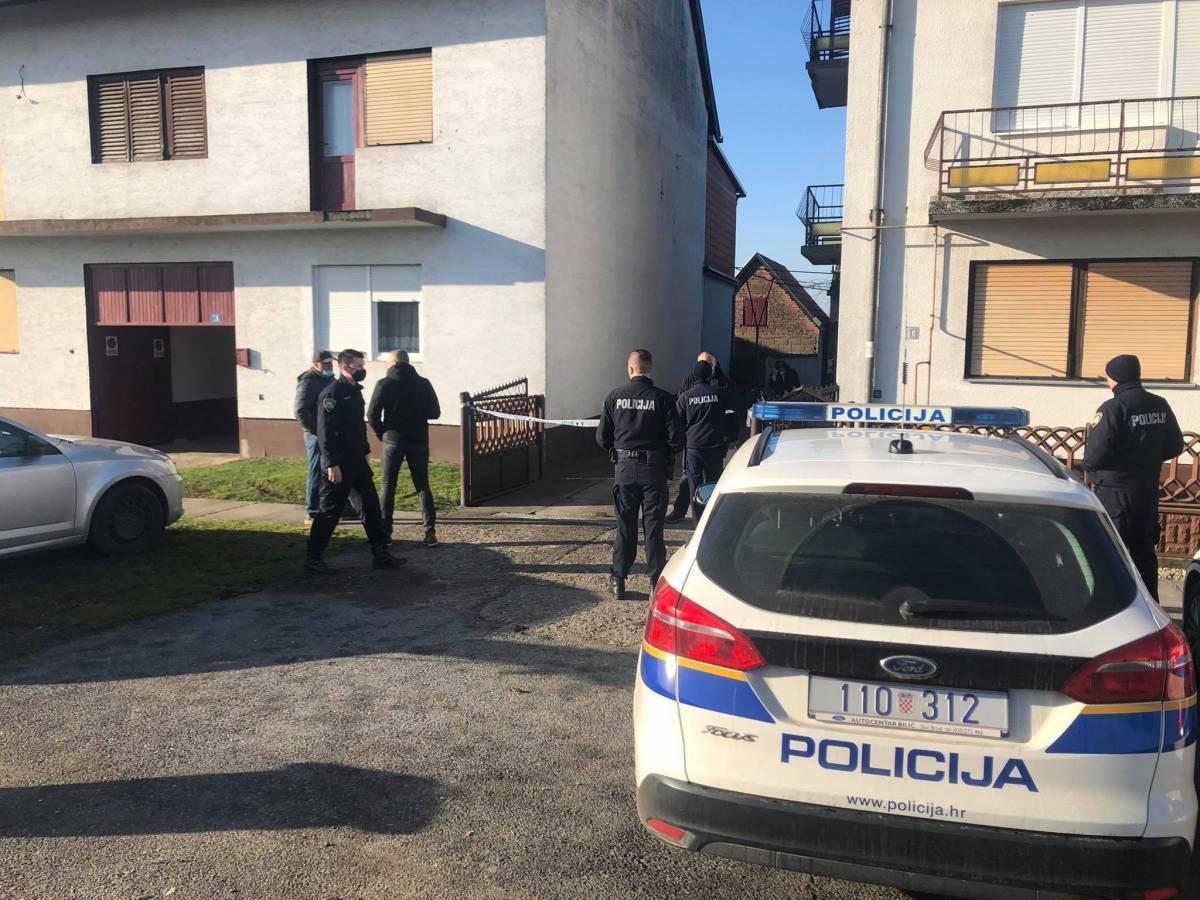 Policija objavila detalje jučerašnjeg ubojstva kod Slavonskog Broda