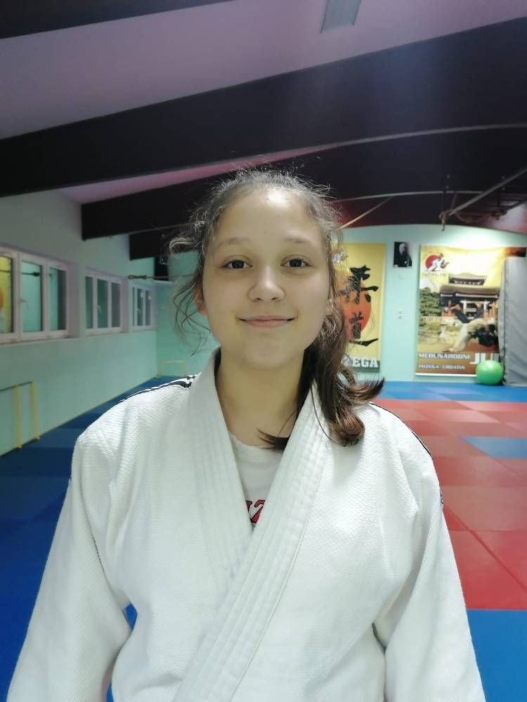 Veronika Heig (Judo klub Judokan) osvojila brončanu medalju na 19. Međunarodnom judo turniru ʺLaktaši Open 2021ʺ