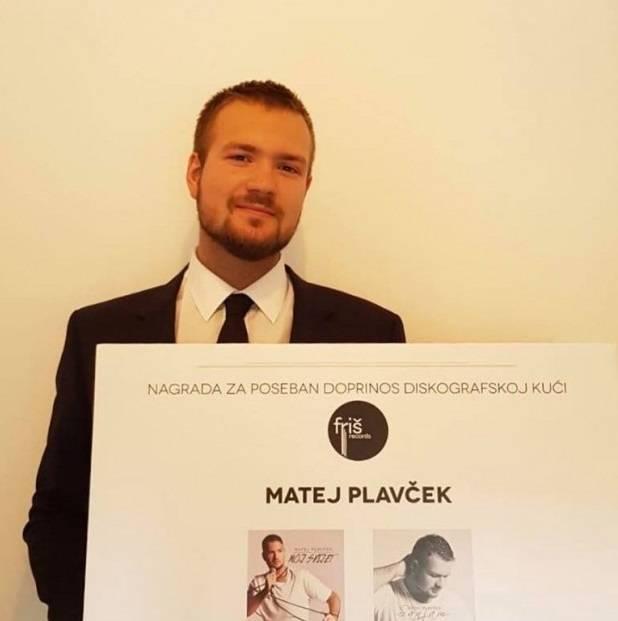 Novi uspjesi mladog glazbenika Mateja Plavčeka iz Pakraca