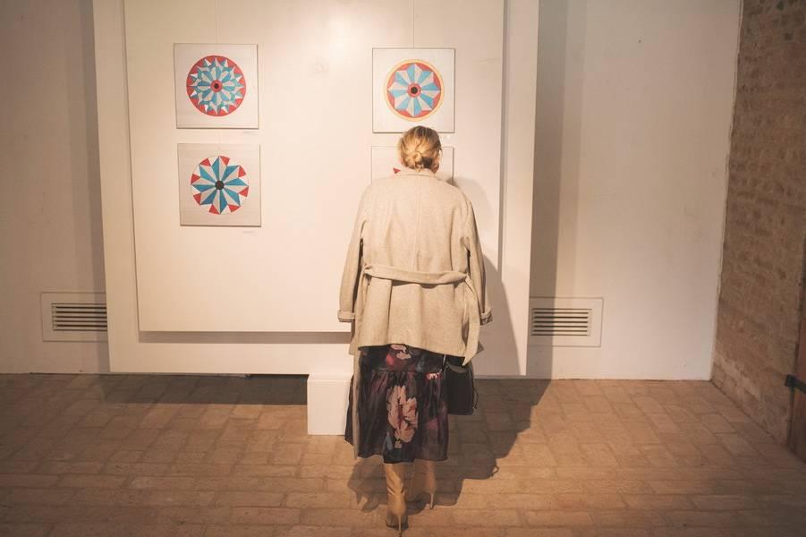 Otvorena izložba Mirjane Marović: Podovi