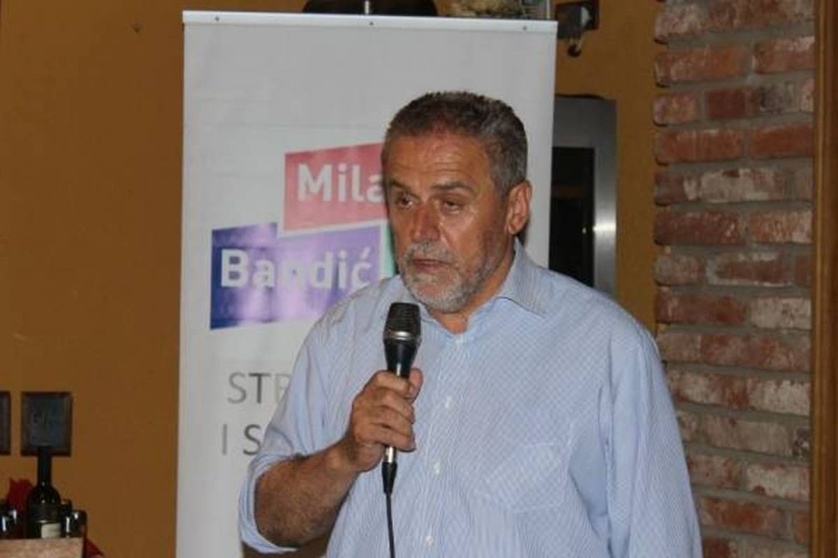 Preminuo je Milan Bandić