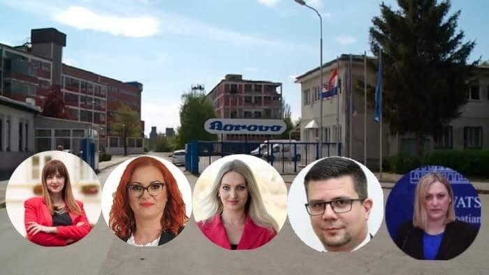 Apel slavonskih zastupnika SDP-a za spas Borova