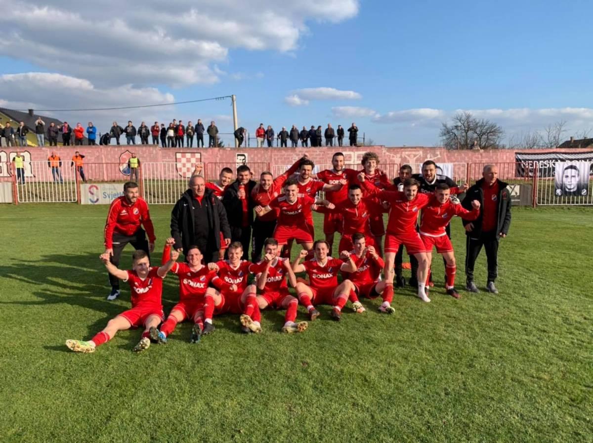 SPEKTAKL U ORIOVCU: Crveni u četvrtfinalu Hrvatskog nogometnog kupa!