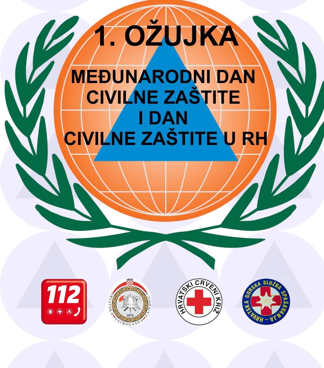 Međunarodni dan civilne zaštite i dan civilne zaštite u Republici Hrvatskoj