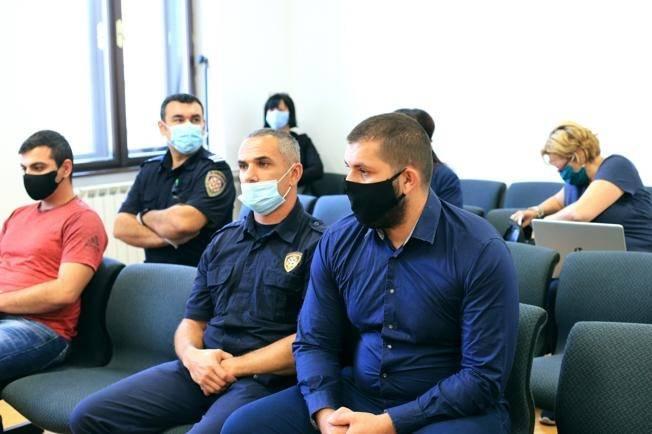69 godina zatvora za pljačku zaštitarske tvrtke iz Slavonskog Broda