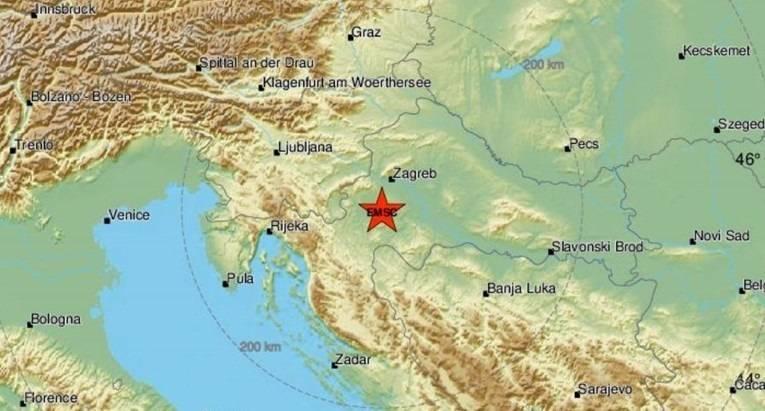 Jutros jak potres zatresao Hrvatsku