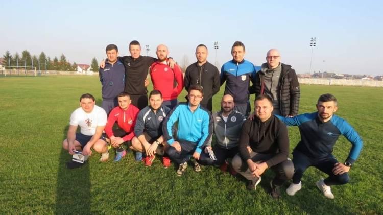 U Slavonskom Brodu održan seminar nogometnih trenera za dobivanje C licence