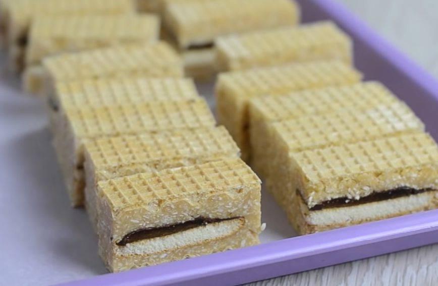 Oblatne s Jaffa keksom: Brzi kolač koji će nestati sa stola prije nego što trepnete