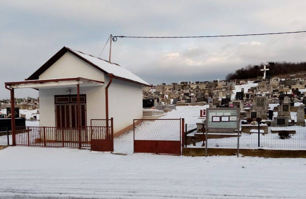 Uskoro započinju infrastrukturalni radovi na uređenju groblja u Vetovu