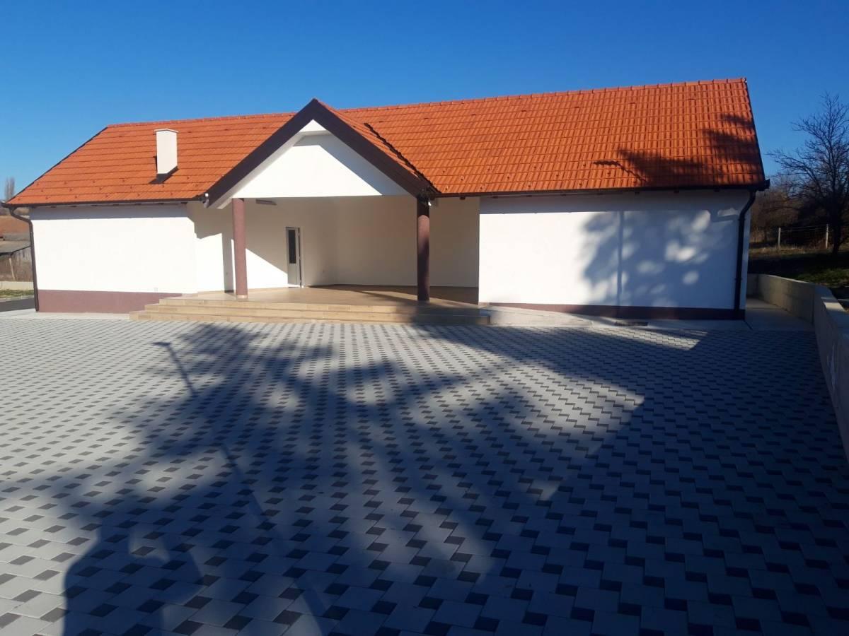 Završeno uređenje prostora javno-društvene zgrade u Biškupcima
