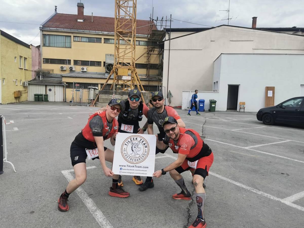Održana utrka ʺTrail of Sokolʺ u organizaciji Atletskog kluba Požega