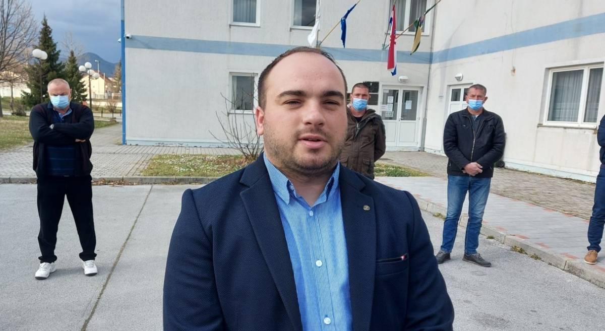 HDZ-ov kandidat za načelnika Općine Velika je Dario Ivković