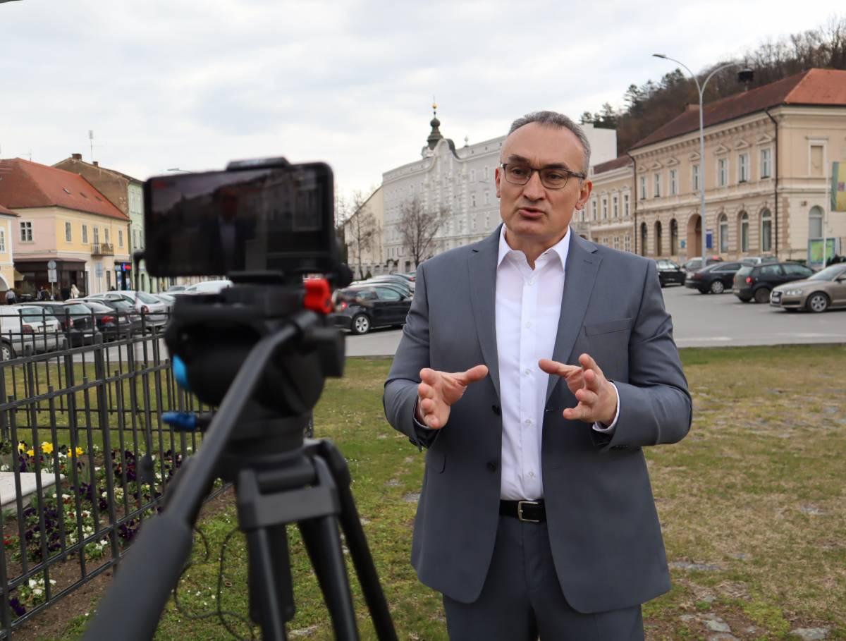 Mitar Obradović: Rekonstrukcija Trga Sv. Trojstva je promašeni projekt, neću ga niti razmatrati
