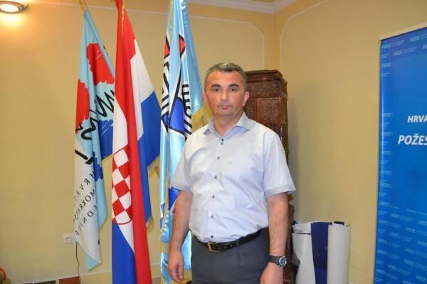 Kandidat HDZ-a za zamjenika gradonačelnika Požege je prof.dr.sc. Borislav Miličević