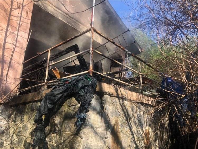 Jučerašnji požar u kojem su izgorjela tri psa izazvala je električna grijalica