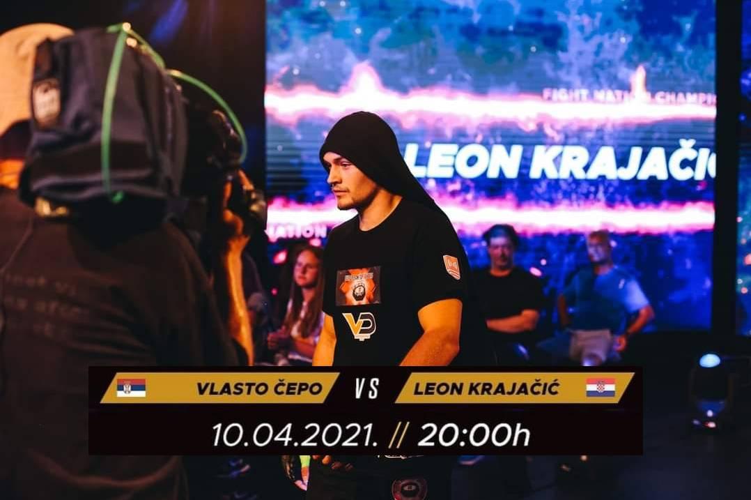Pakrački MMA borac Leon Krajačić ide po treću profi pobjedu