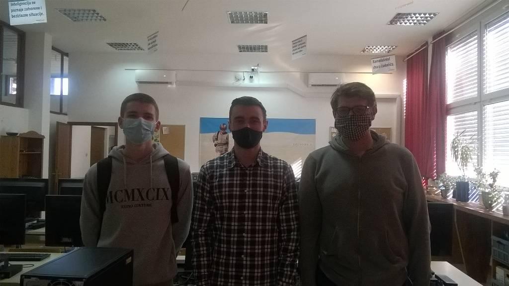 Županijsko natjecanje iz informatike u Pakracu: Učenici požeške Tehničke škole ostvarili odlične rezultate