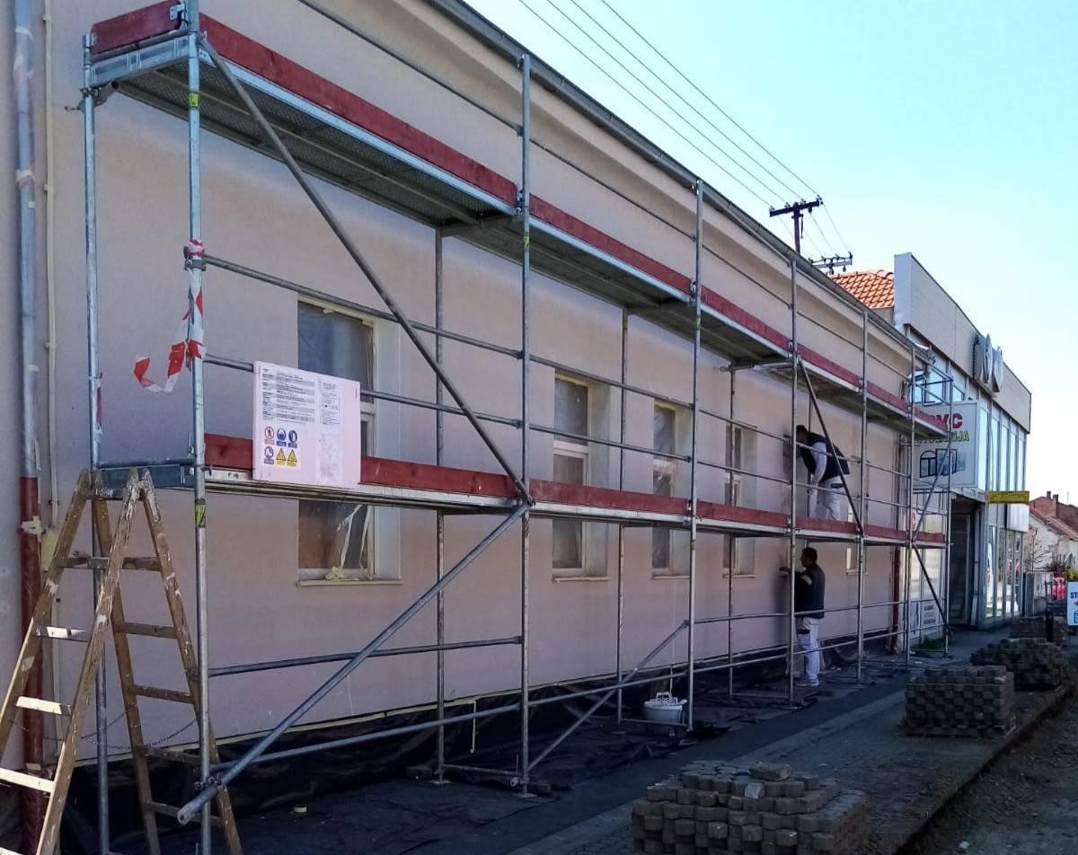 Započela obnova Mjesnog doma Budainka