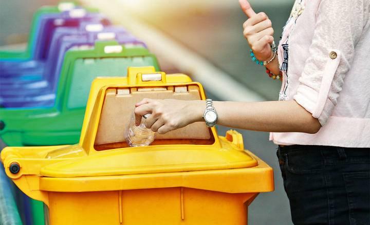 OPĆINA KAPTOL: Kante za odvojeno prikupljanje otpada