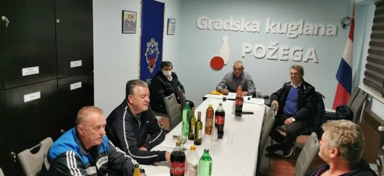 Za predsjednika Kuglačkog saveza PSŽ ponovno izabran Darko Zovko (KK Nove nade Požega)