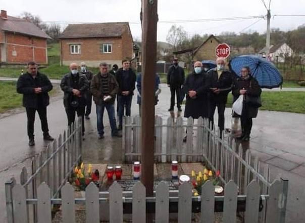 Ruševo: Komemoracija za žrtve komunističkih zločina u travnju 1945.
