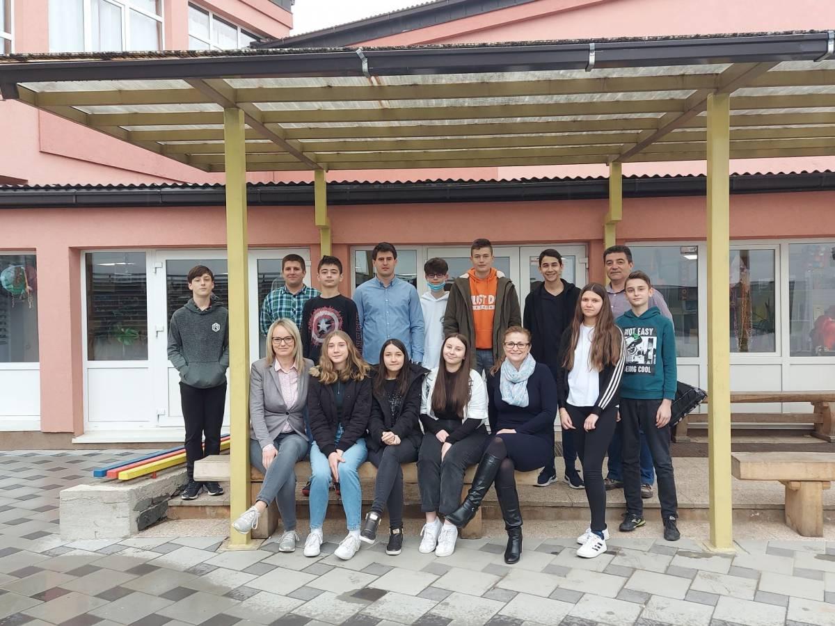 Sjajni rezultati učenika OŠ Dobriša Cesarić na županijskim natjecanjima
