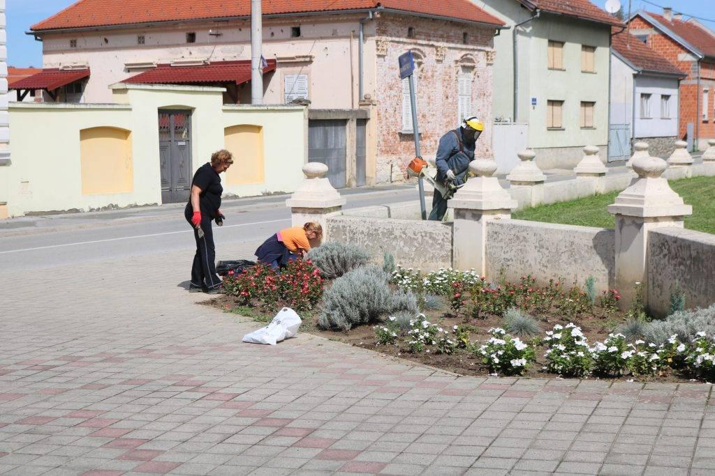 Grad Pakrac zapošljava u javnim radovima