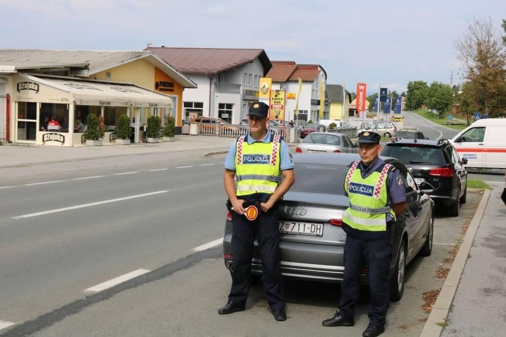 Rezultati 24-satnog nadzora brzine: Najveća prekoračena brzina od 97 km/h zabilježna je u Brestovcu