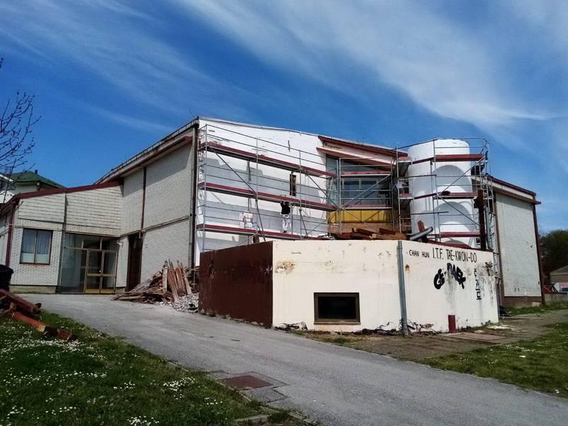Započeli radovi na obnovi Mjesnog doma u Brodskom Vinogorju