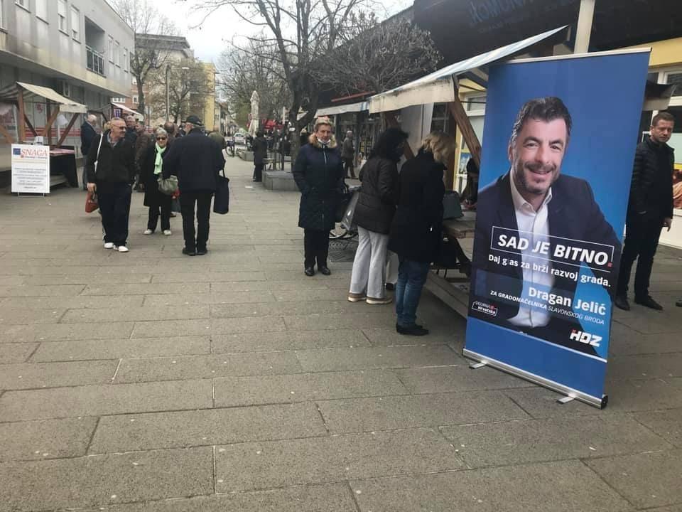 GONG prijavio kandidata za gradonačelnika Slavonskog Broda