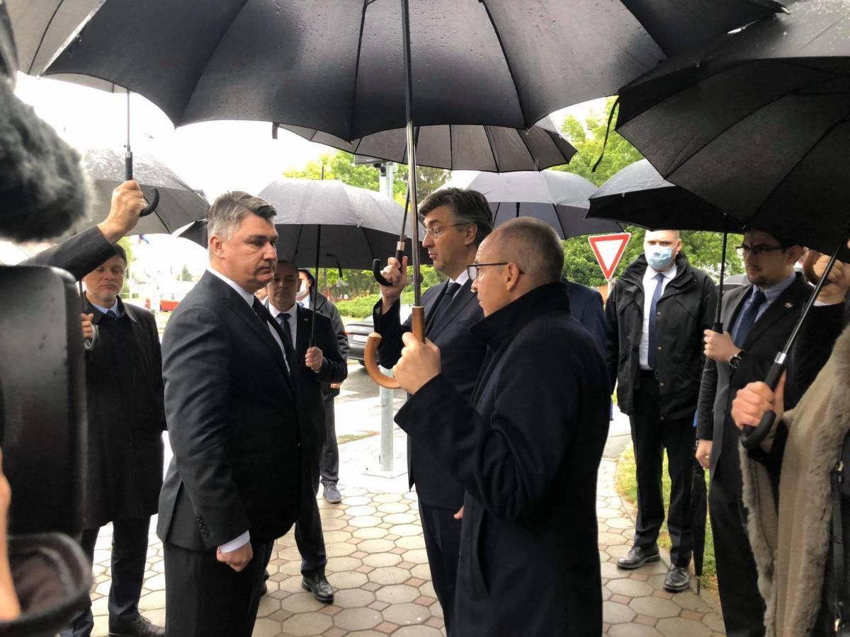 Milanović najavio ʺcirkusʺ u Okučanima, sjećate se što je bilo prošle godine?