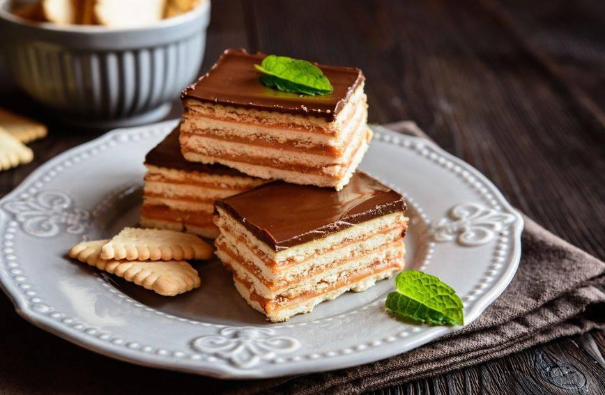 Bez pečenja: Recept za sočni kolač od keksa i pudinga gotov za tren