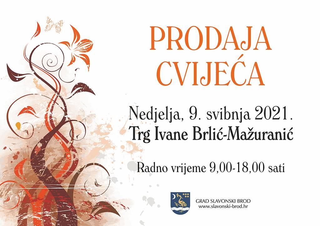 U nedjelju ponovno vlada cvjetna oaza u Slavonskom Brodu